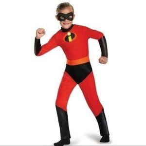 The Incredibles Boy Dash Costume Size M
